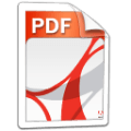 Icon of Brochure and Newsletter List